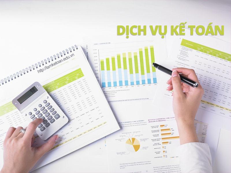 dịch vụ kế toán là làm gì